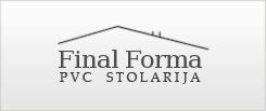 PVC Stolarija - Final Forma