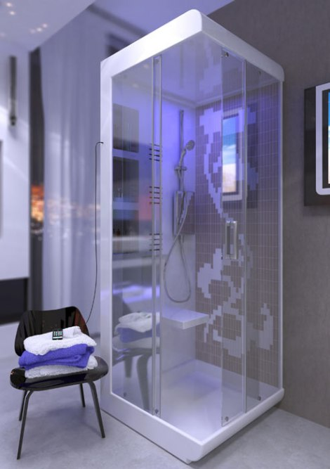 Hi-tech Digitalna Kupaonica - Ideal Standard