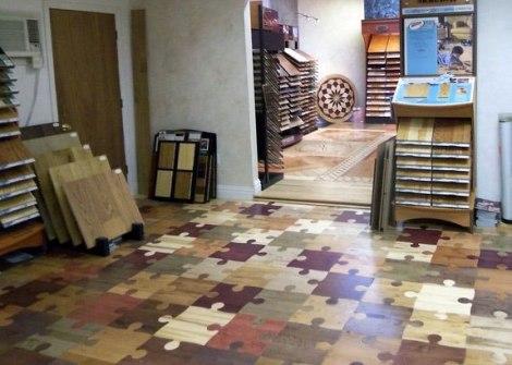 Puzzle Podovi