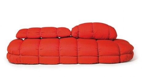 Moderna Mekana Sofa - Marc Sadler