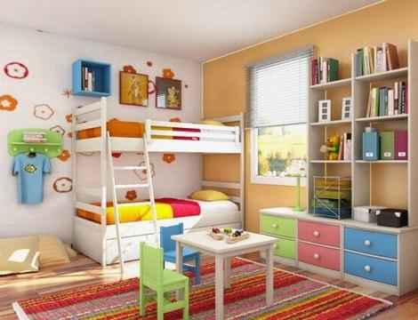 Dizajn Dječje Sobe