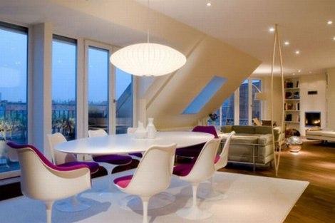 Potkrovlje S Elegantnim Dizajnom