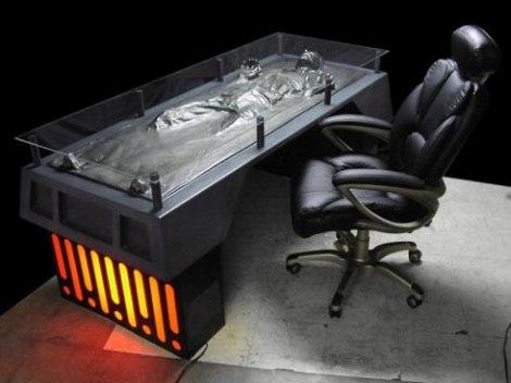 Radni Stol Inspiriran Star Wars-ima