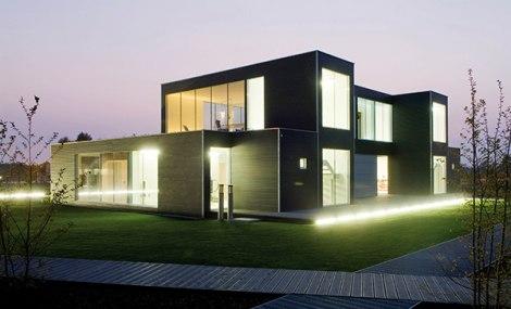 Interijer Moderne Montažne Kuće