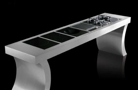 Kuhinja Od Nehrđajućeg čelika - Bautek