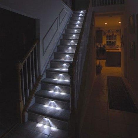 Osvjetlite Svoje Stepenice