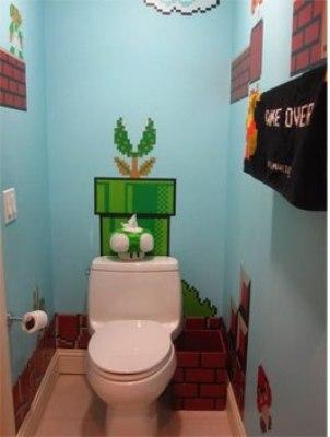 Kupaonica Kao Igra