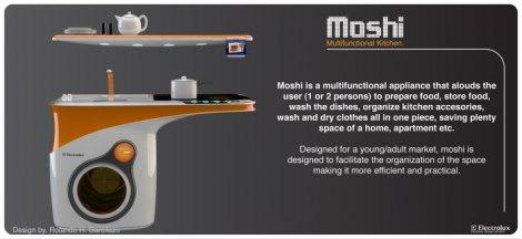 Moshi - Multifunkcionalna Kuhinja