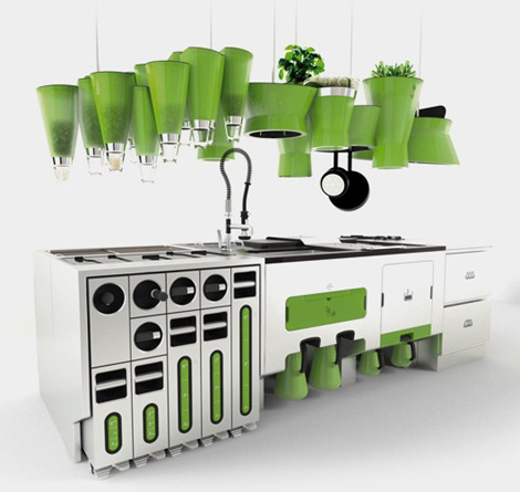 Ekološki Kuhinjski Pult