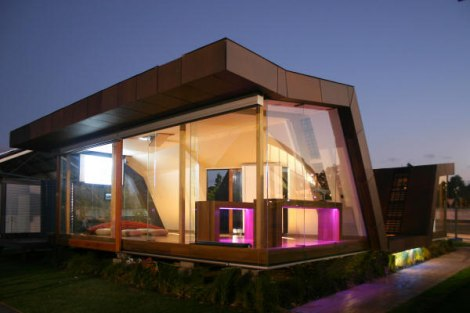 Montažna Kuća Budućnosti