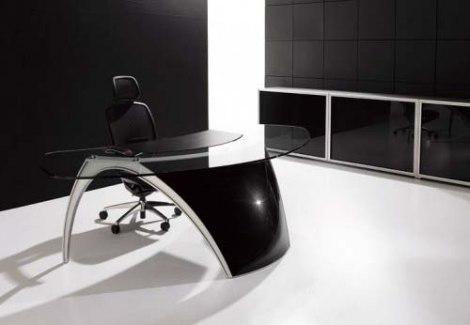 Futuristički Radni Stol