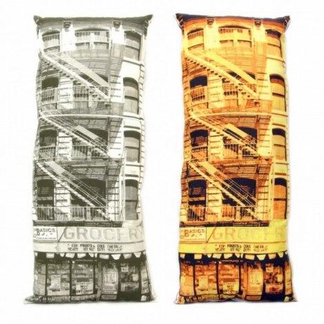 Odmorite Se Na New Yorkškim Zgradama