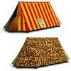 Otkačeni šareni šatori