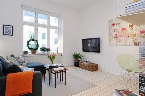 Lijepo Isplaniran Mali Apartman