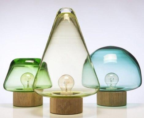 Svjetiljke Skog By Caroline Olsson
