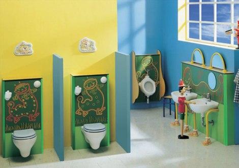 Slatke Dječje Kupaonice