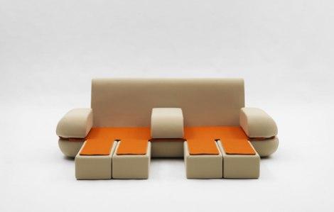 Sofa Campeggi