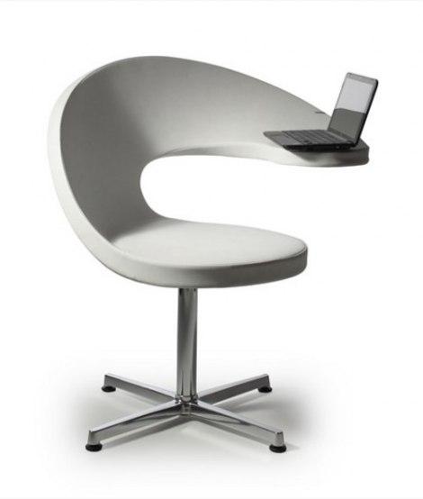 Netbook Lounge Fotelja Rossin N@T