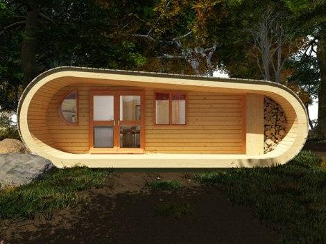 Drvena Kuća - Eko Perch