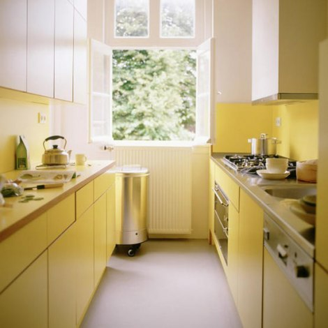 Žute Kuhinje