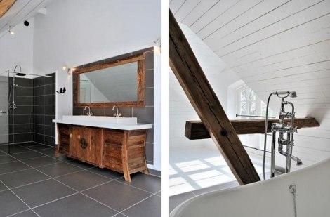 Romantična Kuća S Rustikalnim Detaljima