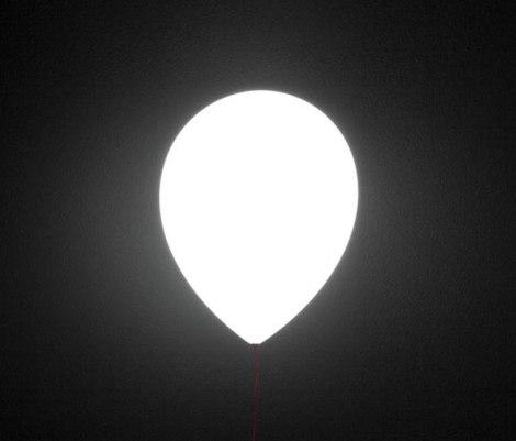 Razigrane Balon Svjetiljke