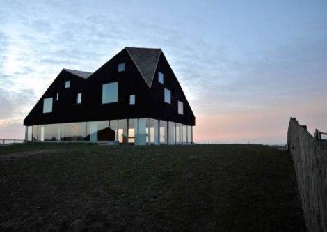 Neobična Moderna Vila
