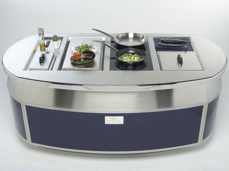 Mobilni Kuhinjski Pult Unica