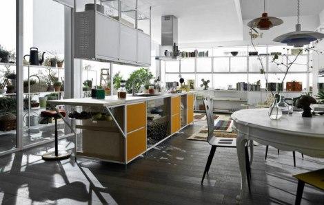 Kuhinja Meccanica By Demode