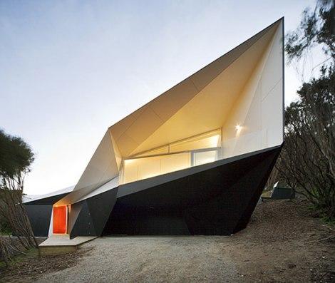 Origami I Arhitektura
