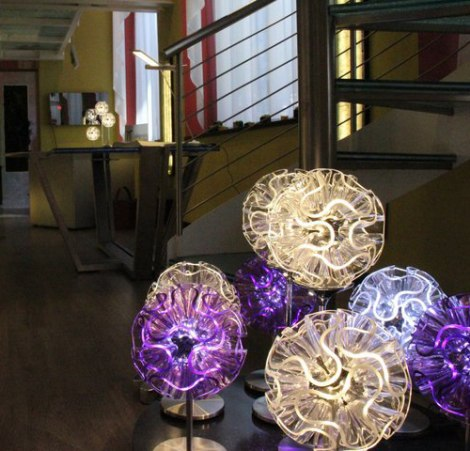 Coral LED Lampe