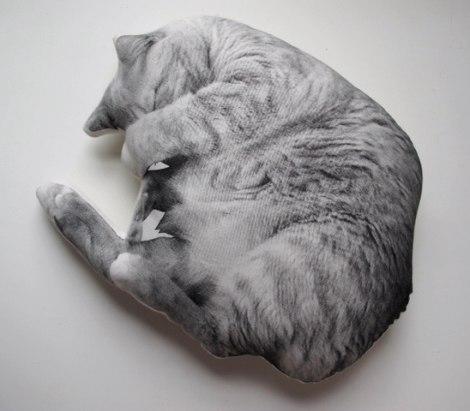 Jastuk Kao Kućni Ljubimac