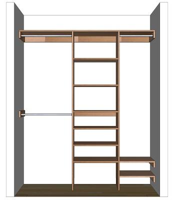 Kako Napraviti I Organizirati Ugradbeni Ormar?