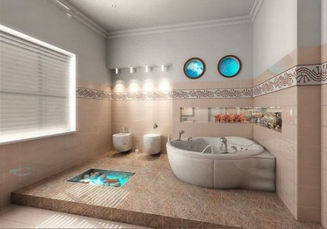 Kupaonice Prekrasnog Interijera