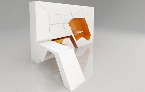 Spavaća Soba U Kutiji