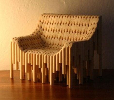 Bizarni Namještaj - Stolice I Fotelje