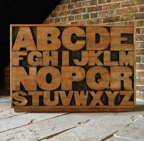 Alphabet Ormarić