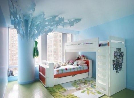 15 Ideja Za Dječje Sobe
