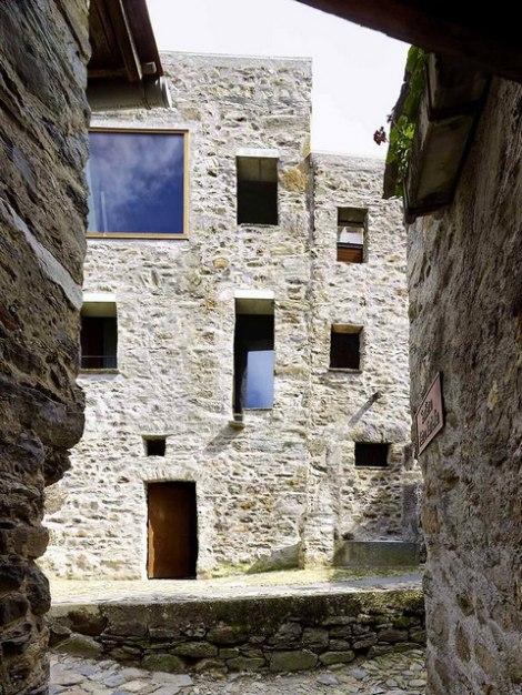 Sofisticirana Kamena Kuća