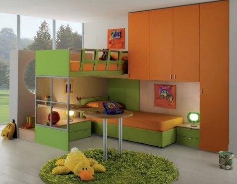 Dobar Izbor I Pravilna Upotreba Kreveta Na Kat Za Dječju Sobu