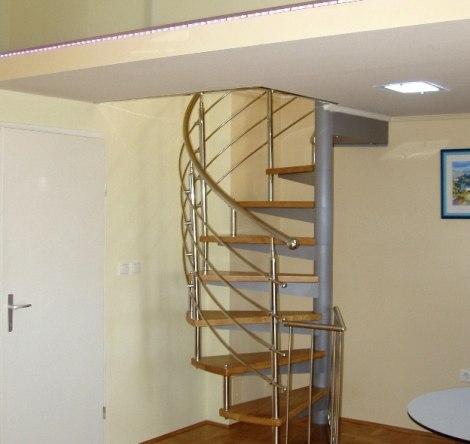 Stepenište Metalac