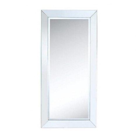 Moderno Pravokutno Zidno Ogledalo