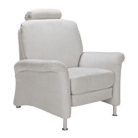 Moderna Fotelja Za TV U Boji Srebr
