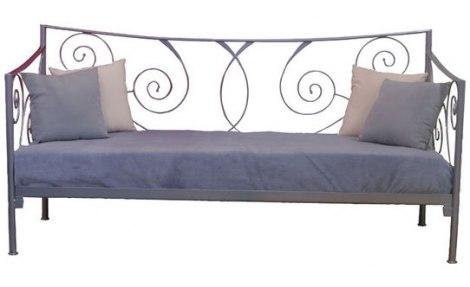 Fancy Krevet S Podnicom Emmezeta
